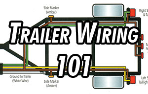 trailer wiring 101 rh jttproducts com wiring for a trailer plug wiring for a trailer plug
