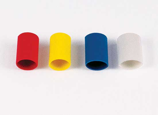 "1/4"" Heat Shrink Markers - 40 Pcs."