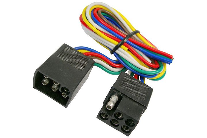 6-Way Squared Trailer Connectors