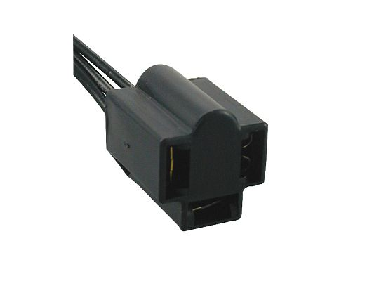 3-Wire Universal Sealed Beam Connector for Three Terminal Sealed Beam Headlights or Flashers.