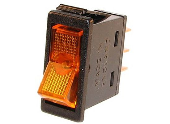 20 amp 12 volt s p s t illuminated rectangular rocker switches rh jttproducts com