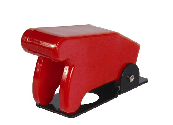 JT&T (2652F) - Toggle Switch Position Indication Cover, Red, 1 Pc. JT&T (2652F) - Toggle Switch Position Indication Cover, Red, 1 Pc.