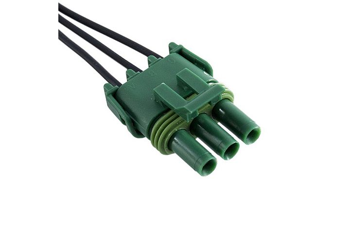 3-Wire GM Manifold Absolute Pressure (MAP) Sensor Connector.