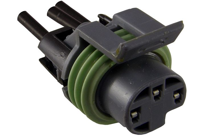 3-Wire GM Oil Pressure Sensor Connector.