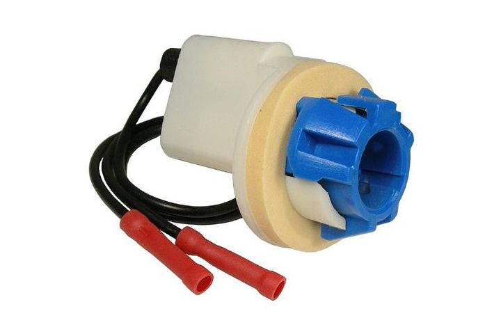 2-Wire Ford Single Contact Park & Turn Light Socket.